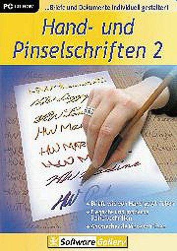 Hand- und Pinselschriften 2, PC