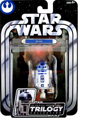 Buy Low Price Hasbro R2-D2 – The Original Trilogy Collection Star Wars Action Figure (B00078ZED8)