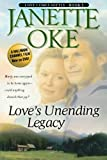 Janette Oke Love's Unending Legacy (Love Comes Softly Series #5)