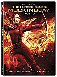 The Hunger Games: Mockingjay Part 2 [DVD + Digital Code]