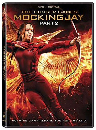 The Hunger Games: Mockingjay Part 2 DVD Cover (2015 ...