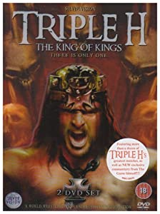 WWE - Triple H - King Of Kings [DVD]