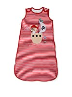 Pitter Patter Baby Gifts Saco de Dormir (Rojo / Blanco)