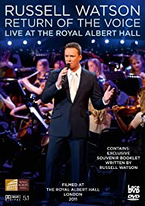 Russell Watson: Live at the Albert Hall