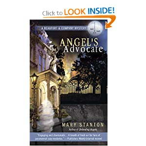 Angel's Advocate (A Beaufort &amp; Company Mystery)