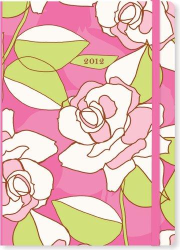 2012 Contemporary Roses Compact Engagement Calendar