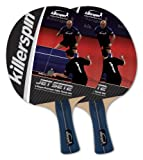 Killerspin 110-07 Jet Set 2-Pack Table Tennis Racket Set