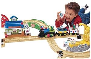 Leapfrog Leap's Phonics Railroad
