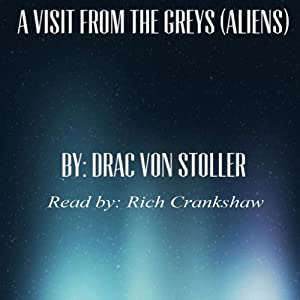 A Visit from the Greys (Aliens) Audiobook
