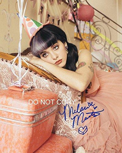 Melanie Martinez Signed Poster