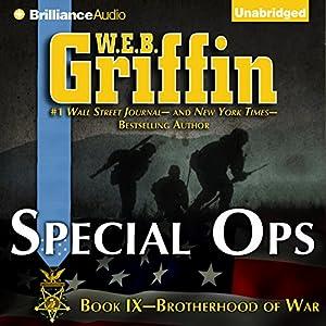 Special Ops Audiobook