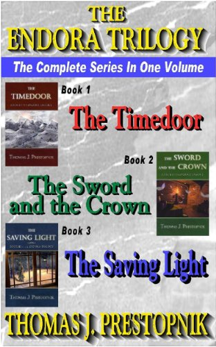 The Endora Trilogy (The Complete Series)
