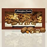 Philadelphia Candies Milk Chocolate Covered Nuts, 2 lb. Gift Box