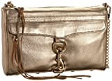 Rebecca Minkoff MAC Clutch,Tequila Gold,one size