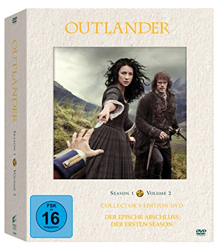Outlander - Season 1/Vol. 2 [Edizione: Germania]