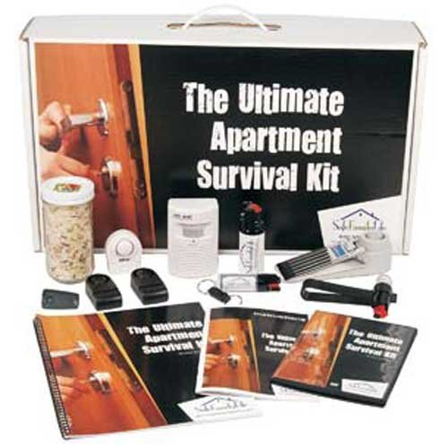 Ultimate Apartment Survival Kit Ultimate Apartment Survival Kit