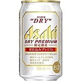 アサヒ スーパードライ  ドライプレミアム 初仕込みプレミアム 缶 350ml×24本