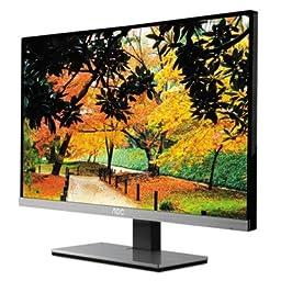 AOC 67F-Series LED Monitor- AOCI2267FW