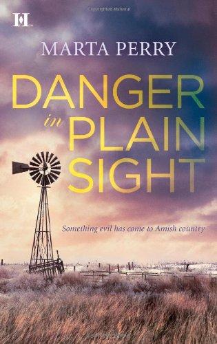Image of Danger in Plain Sight (Hqn)