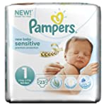 Pampers Size 1 New Baby Sensitive Pan...