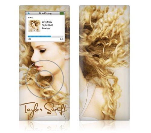 Zing Revolution Ms-Ts10131 Ipod Nano- 2Nd Gen- Taylor Swift- Fearless Skin front-622433