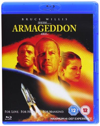 Armageddon [Blu-ray] [Import anglais]