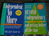 Codependent No More and Beyond Codependency (0062553844) by Beattie, Melody