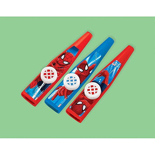 Spider-Man Kazoos