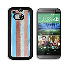 buy Msd Htc One M8 Aluminum Plate Bumper Snap Case Close Up Vintage Wood Chips Background Image 20016024