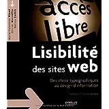 Lisibilit� des sites web : Des choix typographiques au design d'informationpar Marie-Valentine Blond