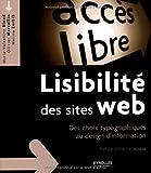 Lisibilité des sites web : Des choix typographiques au design d'information