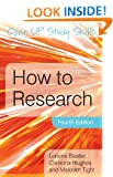 How to Research (Open Up Study Skills)
