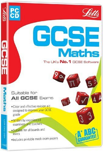 Letts GCSE Maths (PC CD)
