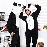 Kung Fu Panda Adulte Hommes Femmes Unisexe Anime Animaux Kigurumi Cosplay Pyjamas Outfit Nonopnd Nuit Vêtements Onesies Halloween Costume Vêtements Vêtements Siamois Partie événements Vêtements Enceintes Kung Fu Panda