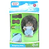 Sylvanian Families Hedgehog Baby (Choice of Blue or Pink) (Blue)