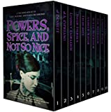 Powers, Spice, And Not So Nice: A Ten Novel Box Set Of Magic, Mayhem, And Awesome Heroines
