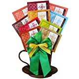 A Cup of Cheer Organic All Natural Tea Gift Basket