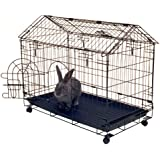 "Kennel-aire ""A"" Frame Bunny House, 29.5""L x 16.5""W x 24""H"