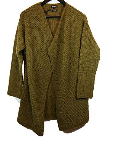 Massimo Dutti Women's Edge-to-edge structured cardigan 5685/963 (Medium) (Massimo Dutti Clothing compare prices)