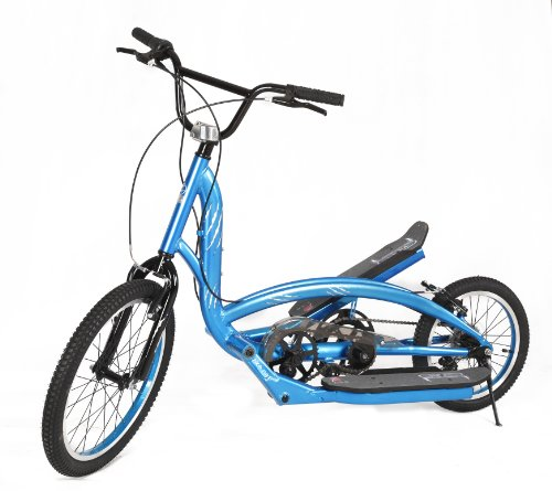 Zike Saber Hybrid Bike (Light Blue, 25 1/2-Inch W X 61-Inch L X 41-Inch H)
