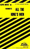 All the Kings Men (Cliffs Notes)