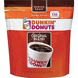 Dunkin\' Donuts Original Blend Coffee 40oz FOL 214933