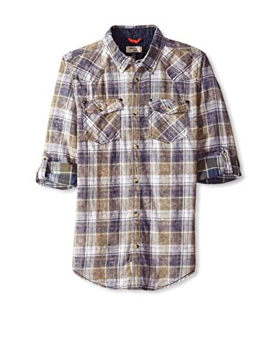Triple Five Soul Men's Long Sleeve Shirt