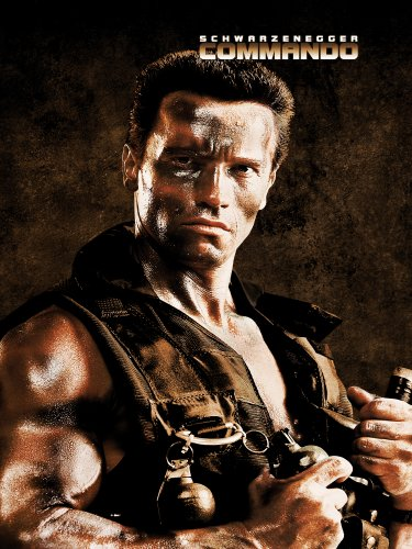 Commando.(1985).DVDR.PAL [EN]