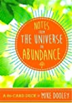 Notes from the Universe on Abundance:...