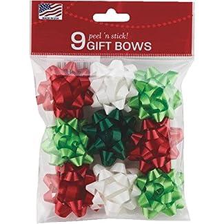 9ct Tiny Trad Bows 60993CS