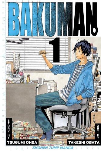 Bakuman by Tsugumi Ohba & Takeshi Obata
