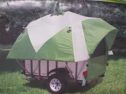 Utility Trailer Tent Summithaus for Littlegiant Camper Trailer Tent, Outdoor Stuffs