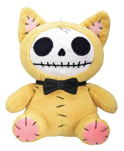 Mao-Mao Cat Furry Bones Plush Stuffed Animal Doll Small Collectible