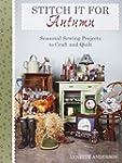Stitch it for Autumn: Seasonal Sewing...